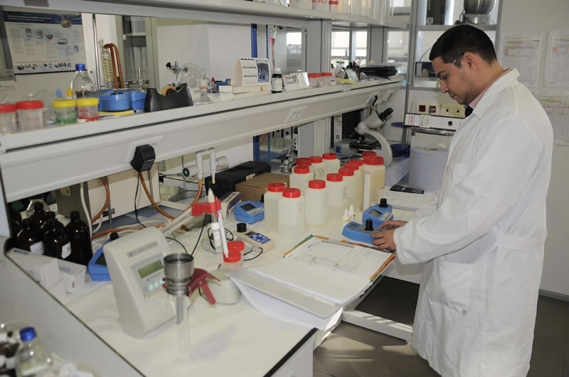 Laboratorio Analisis de Suelos