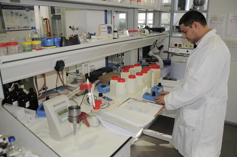 Laboratorio Analisis de Suelos