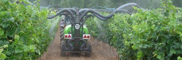 Operación ITEAF, la Guardia Civil controlará los equipos de aplicación de productos fitosanitarios