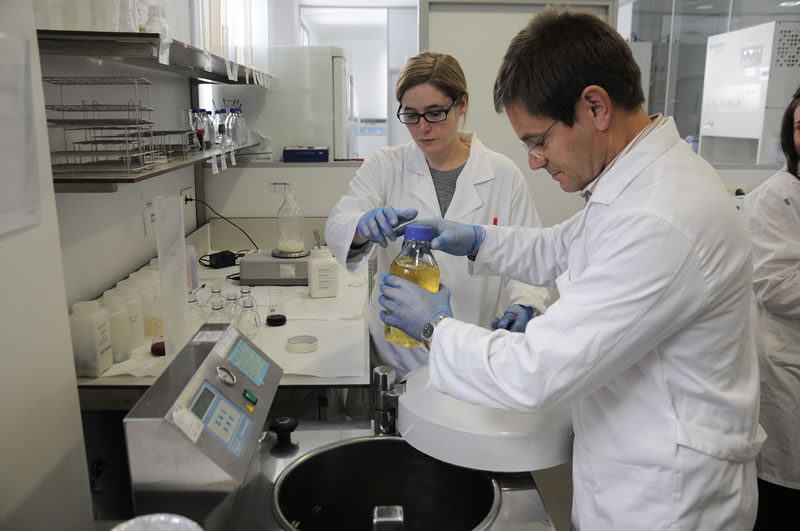 Laboratorio Analisis de Alimentos Abiomed