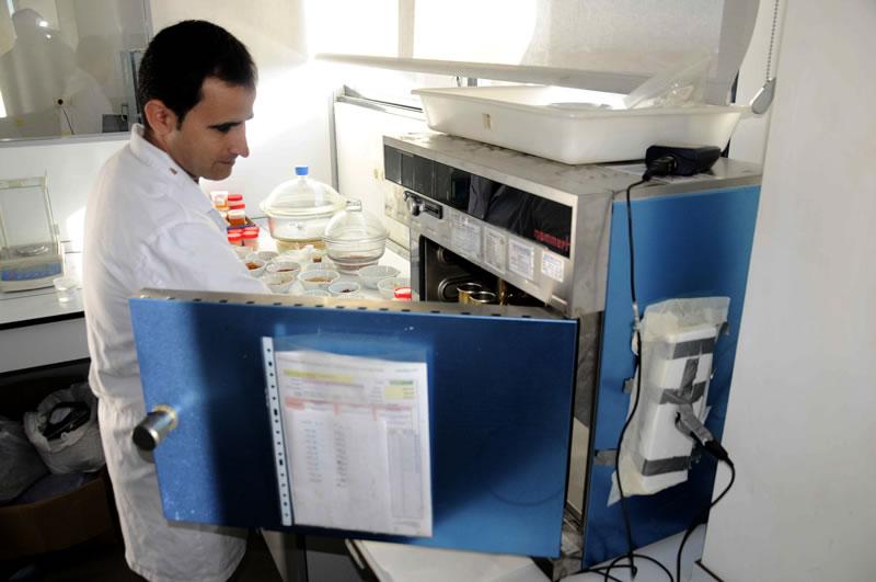 Laboratorio Sanitario Alimentos Abiomed