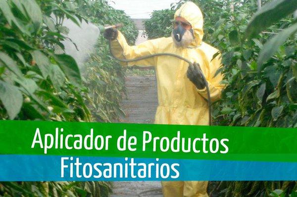 aplicador fitosanitarios