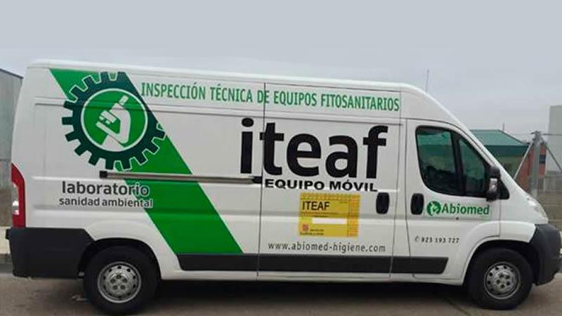 iteaf equipo móvil Abiomed Higiene