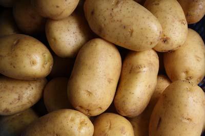 Tratamiento antigerminante para la patata