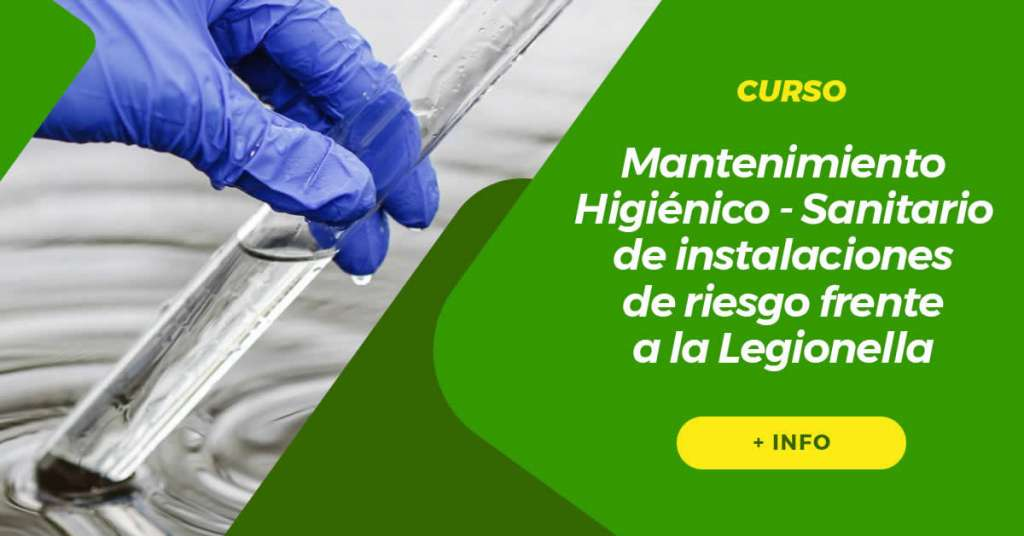 Facebook mantenimiento higienico sanitario Legionella