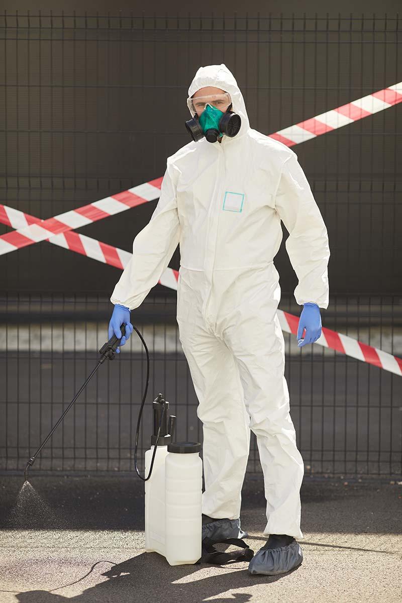 desinfeccion coronavirus en Salamanca